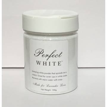 Puder Perfect White 100g