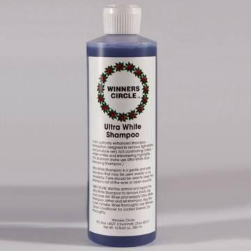 Winner's Circle Ultra White Shampoo 465ml