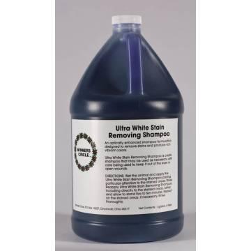 Winner's Circle Ultra White Stain Removing Shampoo