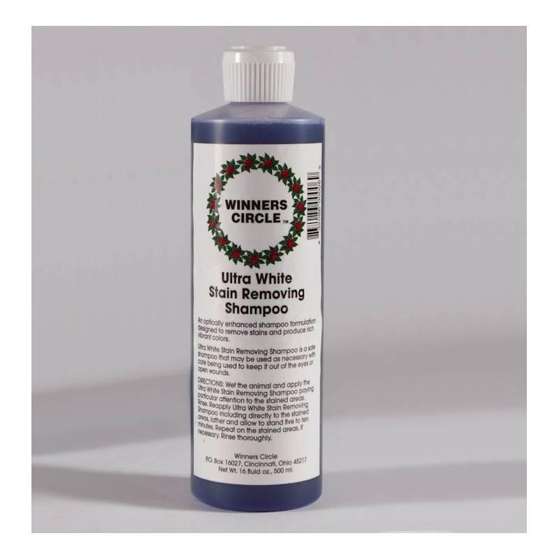 Winner's Circle Ultra White Stain Removing Shampoo 465ml