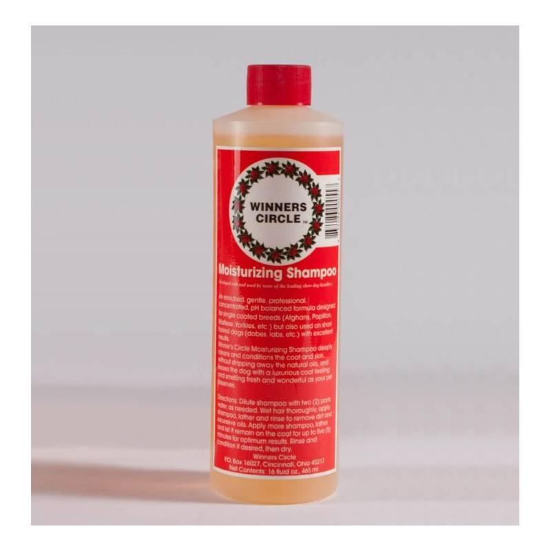 Winner's Circle Moisturizing Shampoo 465ml