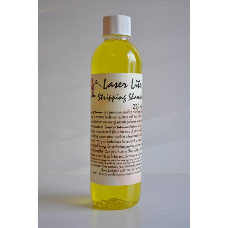Laser Lites Stripping Shampoo 250ml