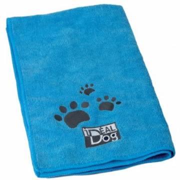Ręczniki z mikrofibry 100 x 60 cm - w łapki (2 sztuki)