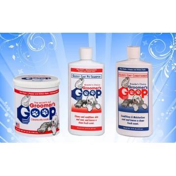 Zestaw Groomer's GOOP średnia pasta + szampon + odżywka
