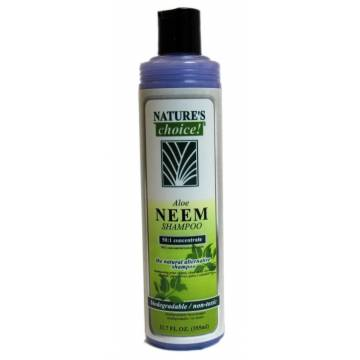 Nature's Choice Aloe Neem Shampoo