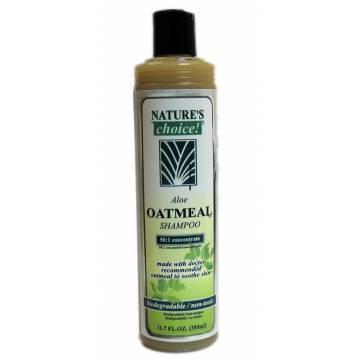 Nature's Choice Aloe Oatmeal Shampoo