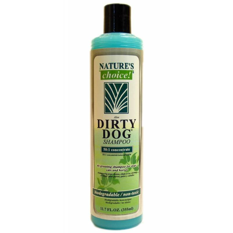 Nature's Choice Aloe Dirty Dog Shampoo