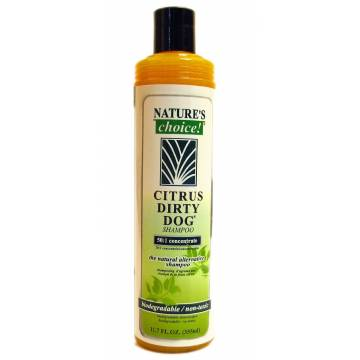Nature's Choice Citrus Dirty Dog Shampoo