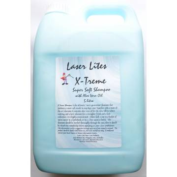 Laser Lites X-Treme Super Soft Shampoo 5L