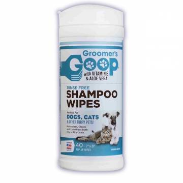 Chusteczki Groomer's GOOP