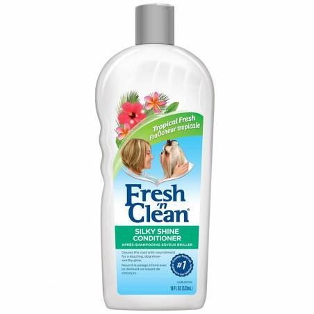 Fresh 'n Clean® Silky Shine Conditioner 533ml