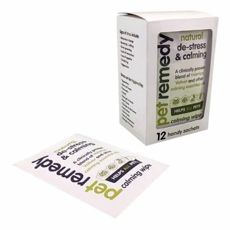 Pet remedy chusteczki (12 szt)