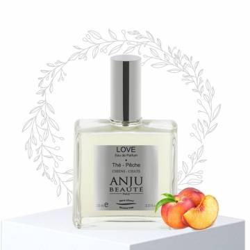 Perfumy Love (herbata i brzoskwinia)