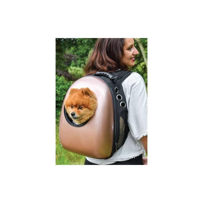 Plecak kosmonauta dla zwierząt