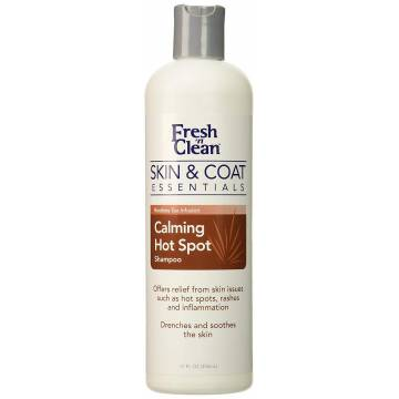 fresh-n-clean-calming-hot-spot-shampoo-355ml