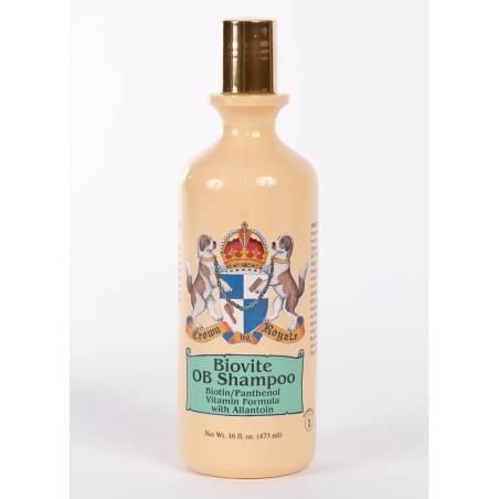 Szampon Crown Royale - Biovite OB Formula 1 Koncentrat -  473 ml