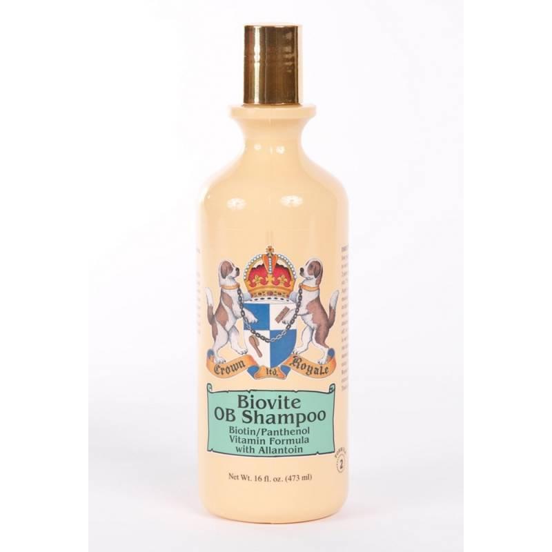 Szampon Crown Royale - Biovite OB Formula 2 Koncentrat - 437 ml
