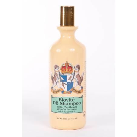 Szampon Crown Royale - Biovite OB Formula 2 Koncentrat - 473 ml