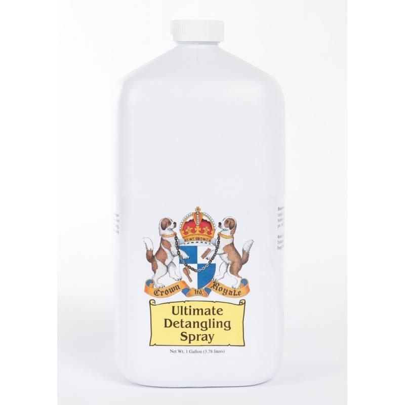 Crown Royale Ultimate Detangling Spray Galon 3.8L