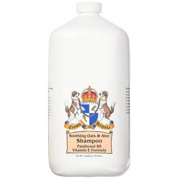 Szampon Crown Royale Soothing Oats & Aloe Galon 3.8L