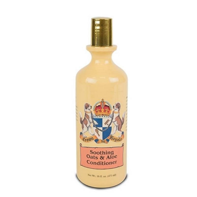 Odżywka Crown Royale - Soothing Oats & Aloe -  473 ml