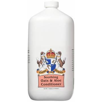 Odżywka Crown Royale - Soothing Oats & Aloe -  Galon  3.8L