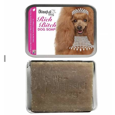 Rich Bitch mydło dla psów