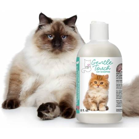 Gentle Touch Shampoo Cat 473ml